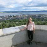 Hannah Butler in Scotland