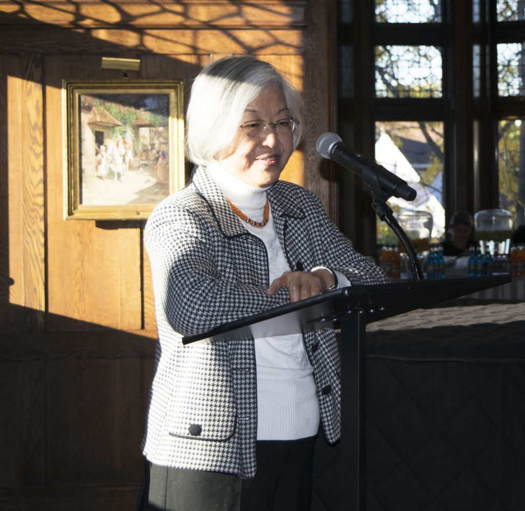 Dr. Ruth Chen