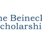 Beinecke Scholarship Logo