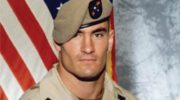Colored Headshot of Pat Tillman