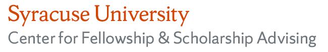 Center for Fellowship & Scholarship Advising
