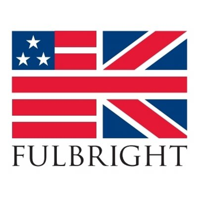 Fulbright UK logo