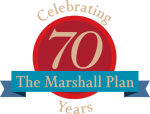 Marshall Plan Badge