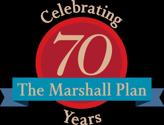 Marshall Plan Badge